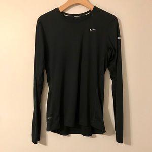 Nike Dri-Fit Running Long Sleeve Shirt